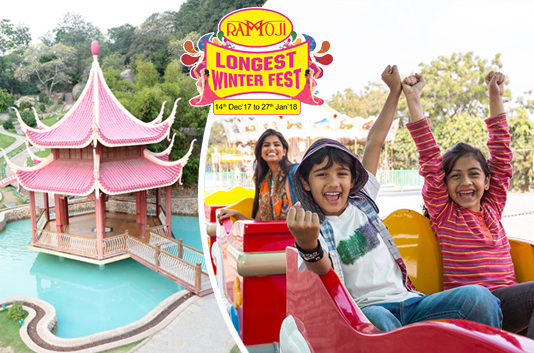 Ramoji Film City Winter Carnival Packages