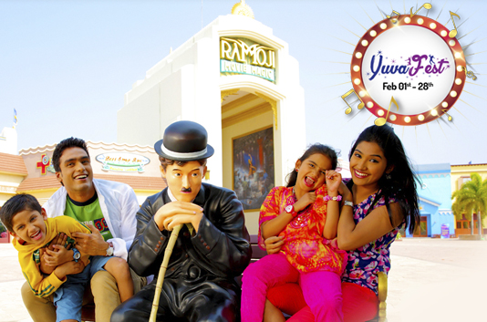 Ramoji Film City Yuva Fest and Women's Day Celebration Tour Packages